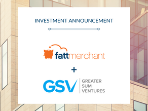 Local Payments Startup, FattMerchant, receives majority investment.