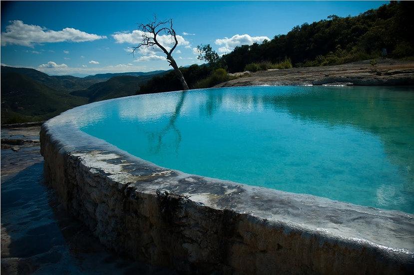 tour Hierve el agua oaxaca