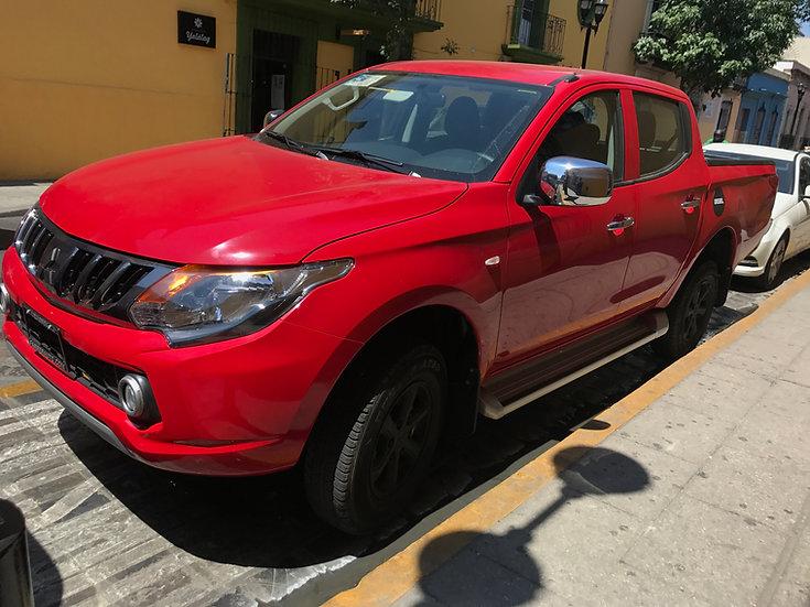 Pick up Mitsubishi L200 4x4 Diesel.