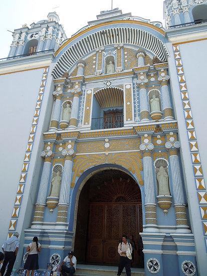 Tour Ocotlan Oaxaca
