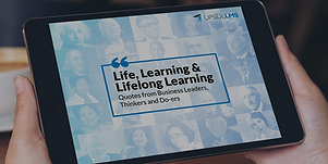 Life, learning quote ppt
