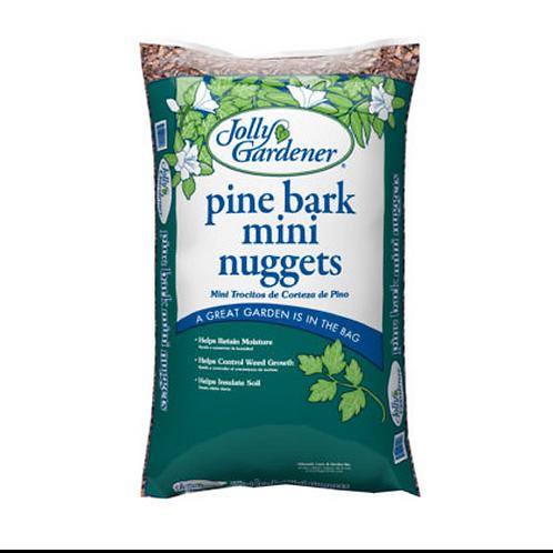 Jolly Gardener Pine Bark Mini Nuggets