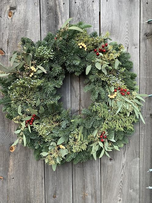 """Premium Wreaths - 14"""""""