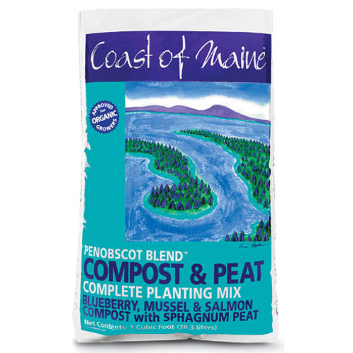 Coast of Maine Penobscot Complete Planting Mix