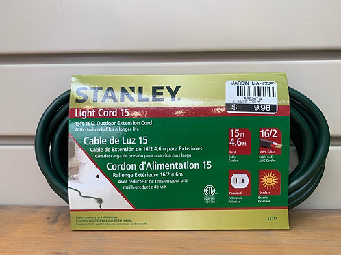 Stanley Light Cord