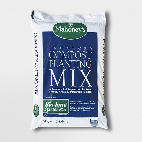 Mahoney's Compost Planting Mix with Bio-tone