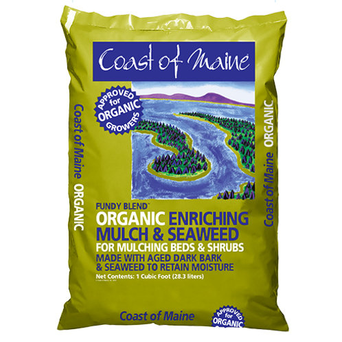 Fundy Blend Enriching Mulch with Kelp