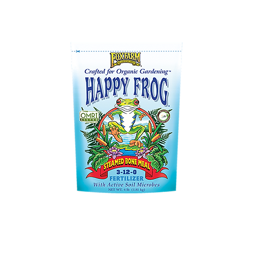Fox Farm Happy Frog® Steamed Bone Meal Fertilizer