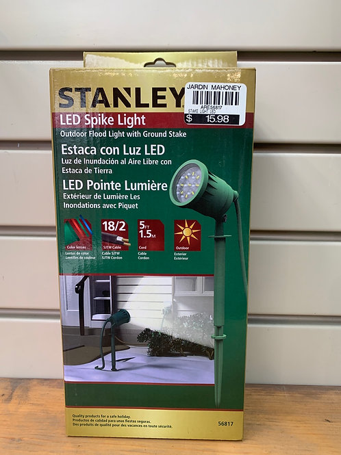 Stanley LED Spike Light