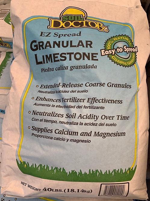EZ Spread Granular Limestone