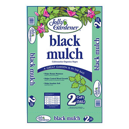 Jolly Gardener Black Mulch
