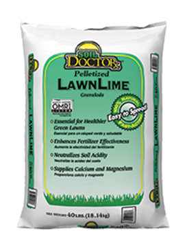 Pelletized Lawn Lime