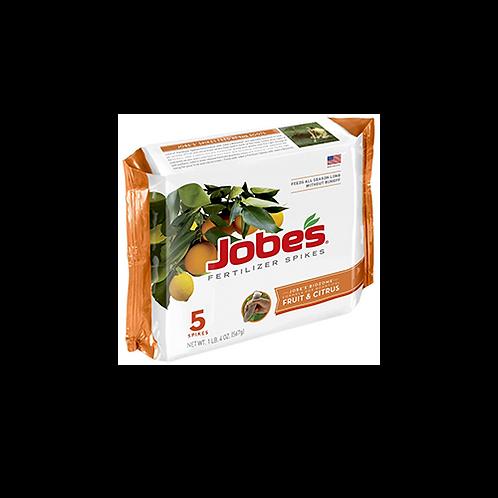 Jobes Fertilizer Spike Fruit & Citrus
