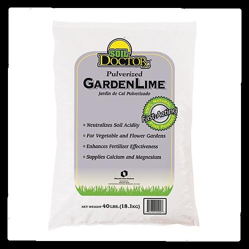 Pulverized Garden Lime