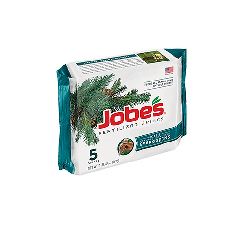 Jobes Fertilizer Spike Evergreen
