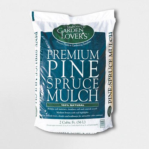 Mahoney's Pine Spruce Mulch