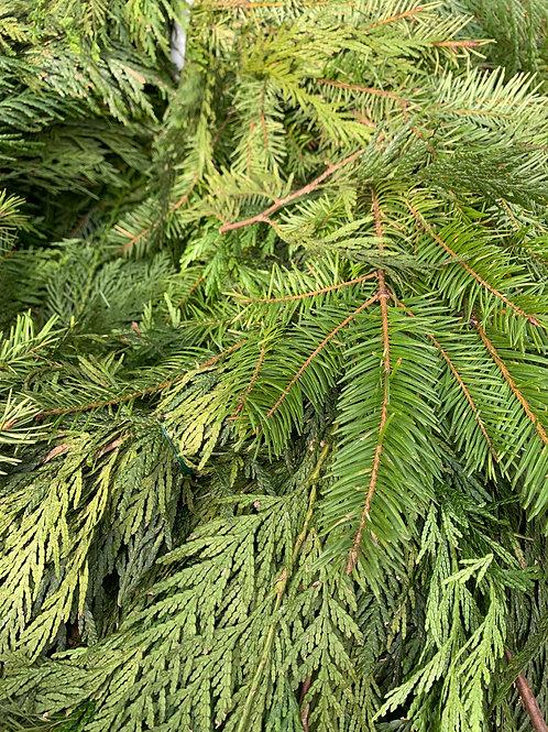 Wester Red Cedar & Douglas Fir Roping
