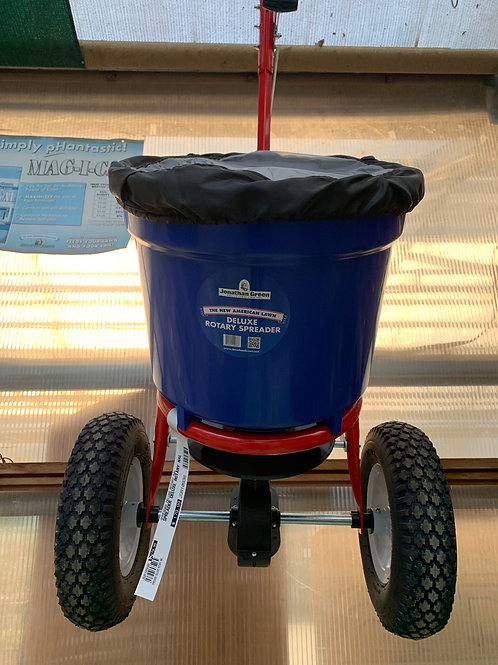 Deluxe Rotary Spreader