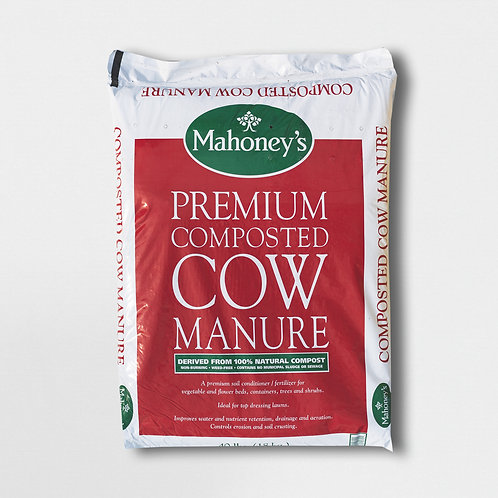 Mahoney's Composted Cow Manure