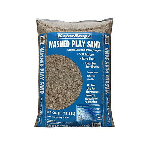Kolorscape Washed Play Sand