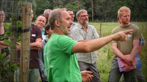 Audioreportage Radio 1 over agroforestry
