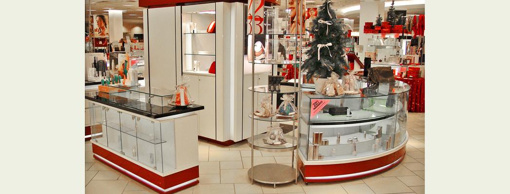 Shiseido HBC kiosk