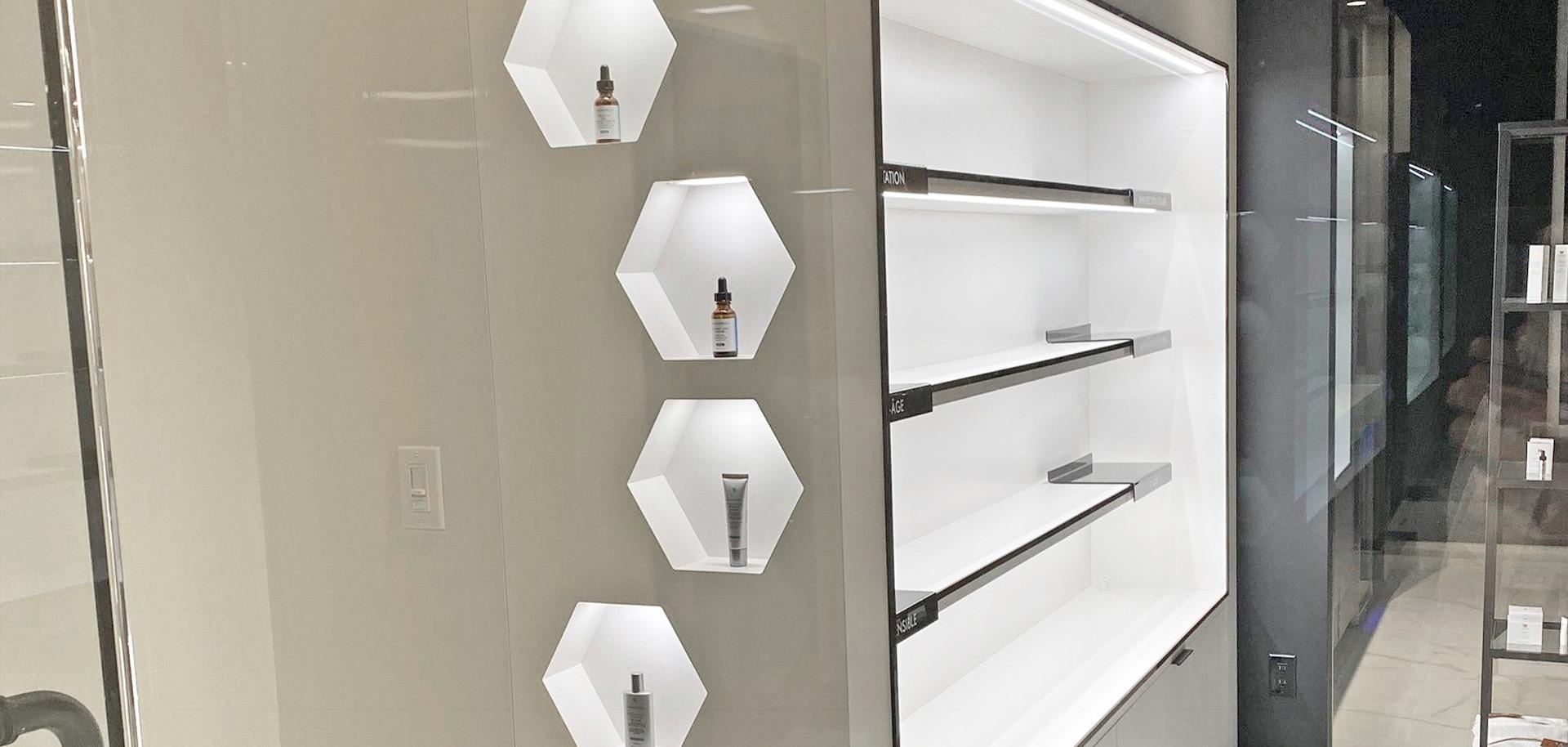 Skinceuticals Skin Care Shelf