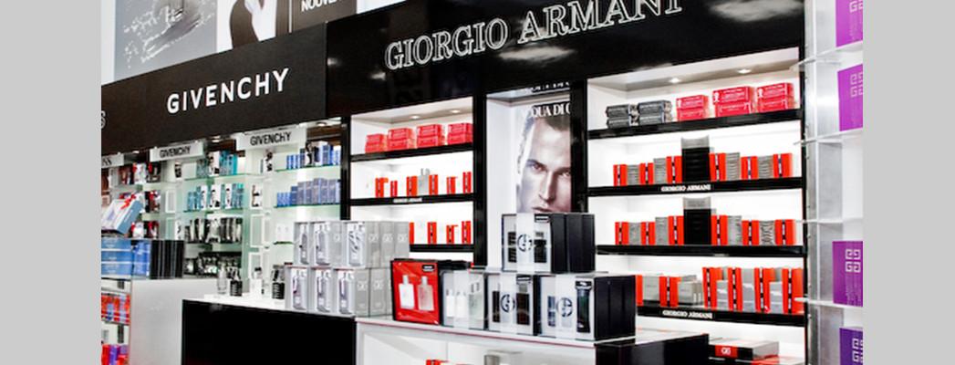 Giorgio Armani Wall