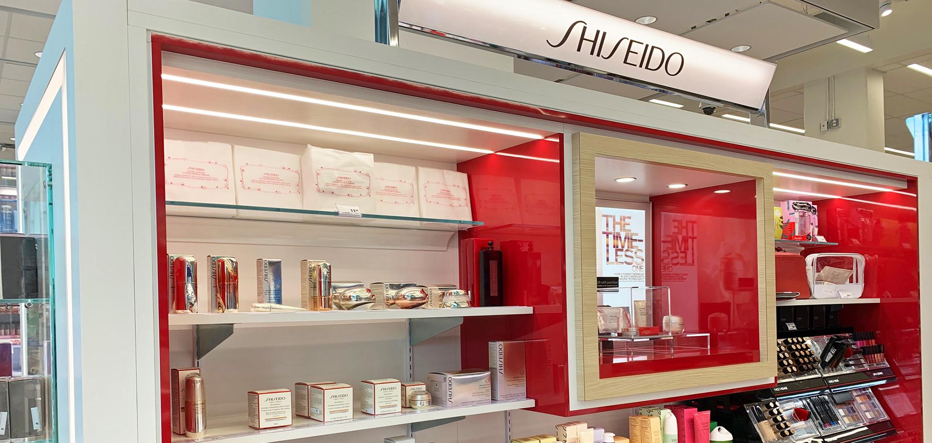 Shiseido Wall