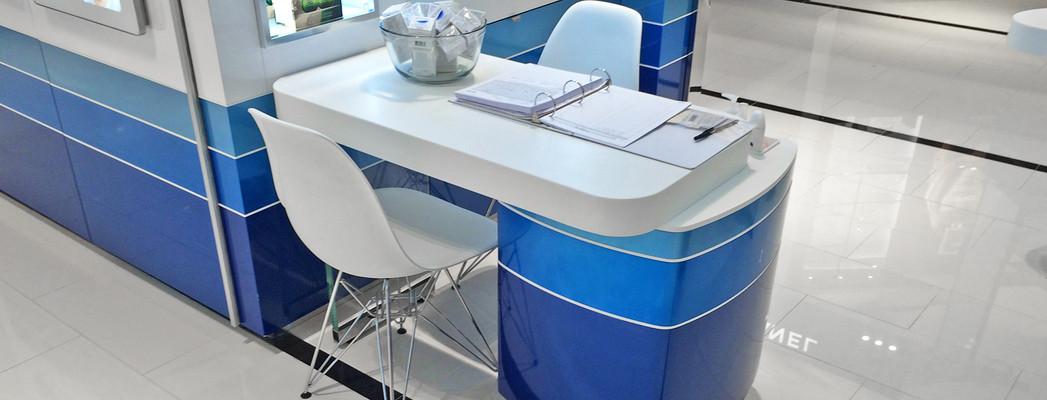 Biotherm desk