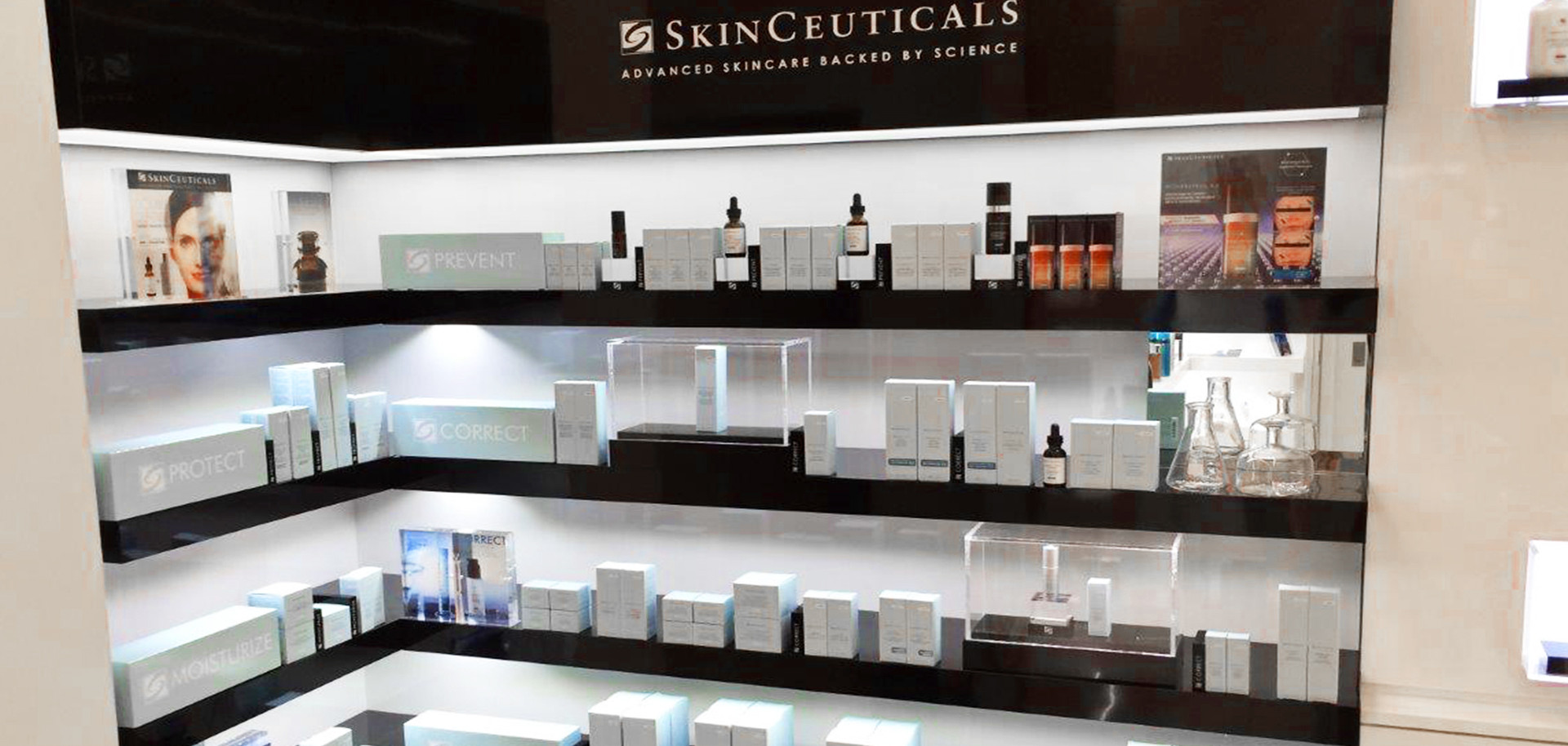 Skinceuticals Project Skin Store
