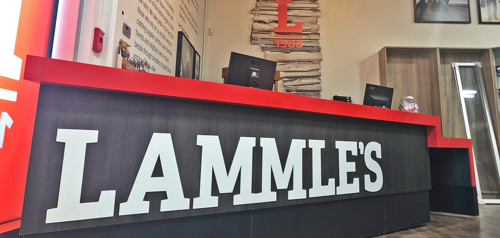 Lammle's Cash Desk
