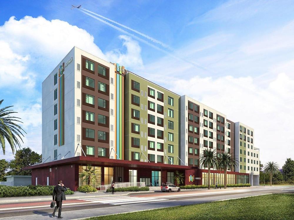 Hotel Construction Loan at Miami