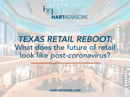 Texas Retail Reboot: What does the future of retail look like post-coronavirus?