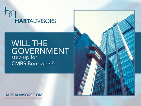 Will the Government step up for CMBS Borrowers?