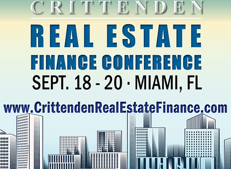 The Crittenden Real Estate Finance Conference