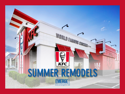 KFC Summer Remodels