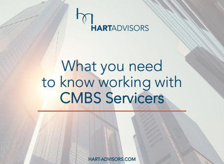 What you need to know working with CMBS Servicers