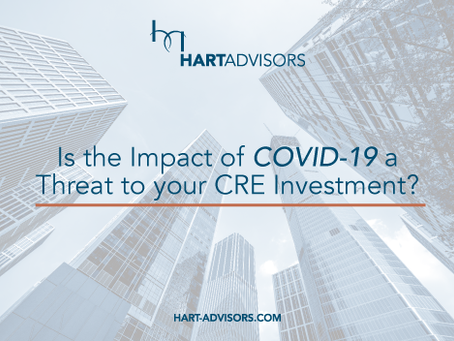 Is the Impact of COVID-19 a Threat to your CRE Investment?
