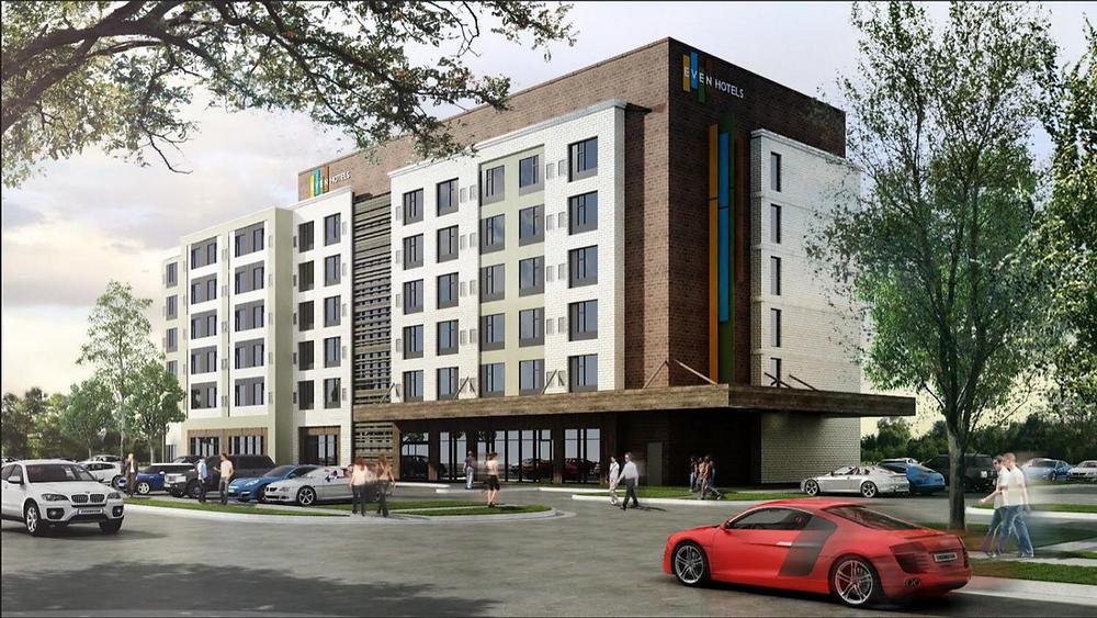 Hotel Construction Loan at Alpharetta, GA