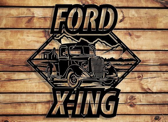 Ford X-ING