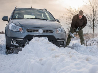 NAPA KNOW-HOW NOTES: 10 TIPS ON HOW TO GET YOUR CAR UNSTUCK