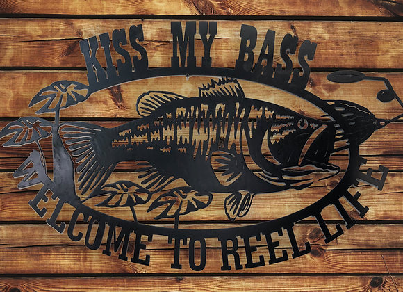 Welcome to Reel Life - Bass