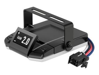 CURT Assure™ Brake Controller with Dynamic Viewscreen