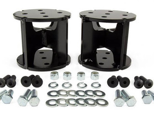 Air Lift: Universal Air Spring Spacers