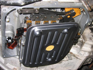 AUTOMATIC TRANSMISSION FILTER: DO YOU REALLY NEED TO CHANGE IT?