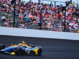 ROSSI CLAIMS SECOND IN 2019 INDIANAPOLIS 500
