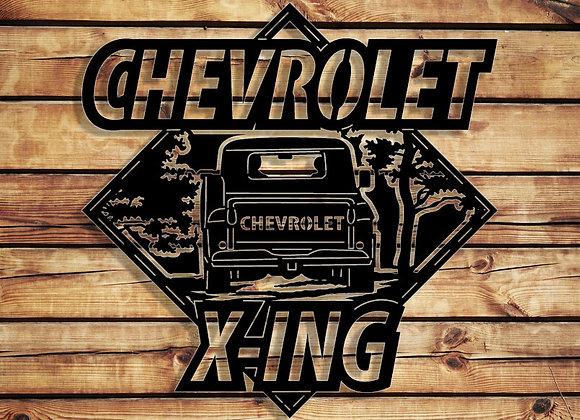 Chevrolet X-ING