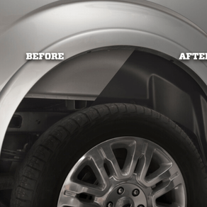 Husky Liners Wheel Well Guards for 2021 Ford F-150