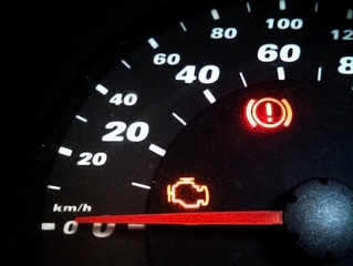 YOUR CHECK ENGINE LIGHT TURNED ON, WHAT'S NEXT?